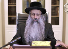Rabbi Yossef Shubeli - lectures - torah lesson - Halacha Yomit : Elul 03 Tuesday, 75 - Halacha Yomit, Jewish Law, Laws, Rabbi Yosef Shubeli