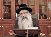 Rabbi Yossef Shubeli - lectures - torah lesson - Halacha Yomit : Elul 10 Tuesday, 75 - Halacha Yomit, Jewish Law, Laws, Rabbi Yosef Shubeli