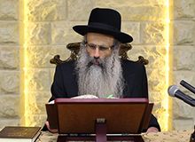 Rabbi Yossef Shubeli - lectures - torah lesson - The Exile And The Tzadikim Acts -