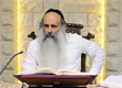 Rabbi Yossef Shubeli - lectures - torah lesson - Discretion And Words Of Encouragement -