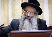 Rabbi Yossef Shubeli - lectures - torah lesson - As Long as Does Not Hide His Face -