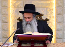 Rabbi Yossef Shubeli - lectures - torah lesson - Sabbath Territory is the Judaism Territory -