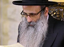 Rabbi Yossef Shubeli - lectures - torah lesson - He Made Everything Beautiful In Its Time -