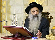 Rabbi Yossef Shubeli - lectures - torah lesson - Hindrances After The Matan Torah -