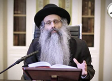 Rabbi Yossef Shubeli - lectures - torah lesson - Snatch A Short Dvar Torah: Kislev 5 Thursday, 75 - Parashat Vayetze, Torah, Snatch Dvar Torah, Rabbi Yosef Shubeli, Sages of Israel, Breslev