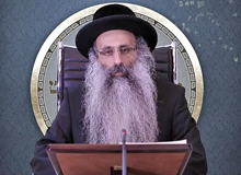 Rabbi Yossef Shubeli - lectures - torah lesson - Snatch A Short Dvar Torah: Tamuz 27 Tuesday, 75 - Torah, Snatch Dvar Torah, Rabbi Yosef Shubeli, Sages of Israel, Bresle