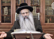 Rabbi Yossef Shubeli - lectures - torah lesson - Snatch A Short Dvar Torah: Av 13 Wednesday, 75 -