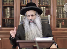 Rabbi Yossef Shubeli - lectures - torah lesson - Snatch A Short Dvar Torah: Av 14 Thursday, 75 -