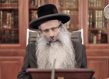 Rabbi Yossef Shubeli - lectures - torah lesson - Snatch A Short Dvar Torah: Elul 10 Tuesday, 75 -