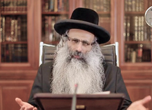 Rabbi Yossef Shubeli - lectures - torah lesson - Snatch A Short Dvar Torah: Elul 12 Thursday, 75 -