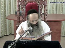 Rabbi Yossef Shubeli - lectures - torah lesson - Weekly Parasha - Vaetchanan, Thursday noon 5768, Everyone wants to know you Hashem - Parashat Vaetchanan, Faith, Knowing Hashem, Angst, Despair, Strenght, Holiness, Longing, Happyness