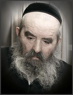 רבי אברהם יחיאל פיש - תמונה